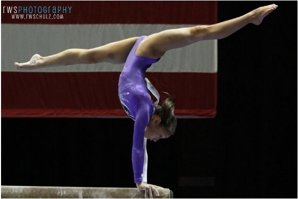 woga classic gymnastics meet 2013 toyota