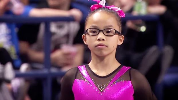 Juniors to Watch for at the Secret Classic | FloGymnastics Nastia Liukin Instagram