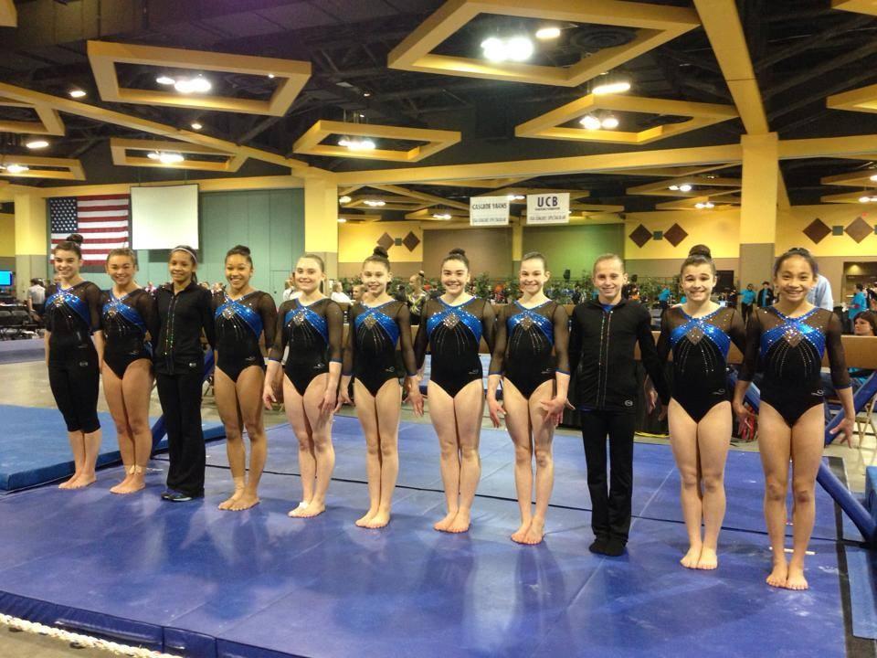 level 4 state gymnastics meet indiana