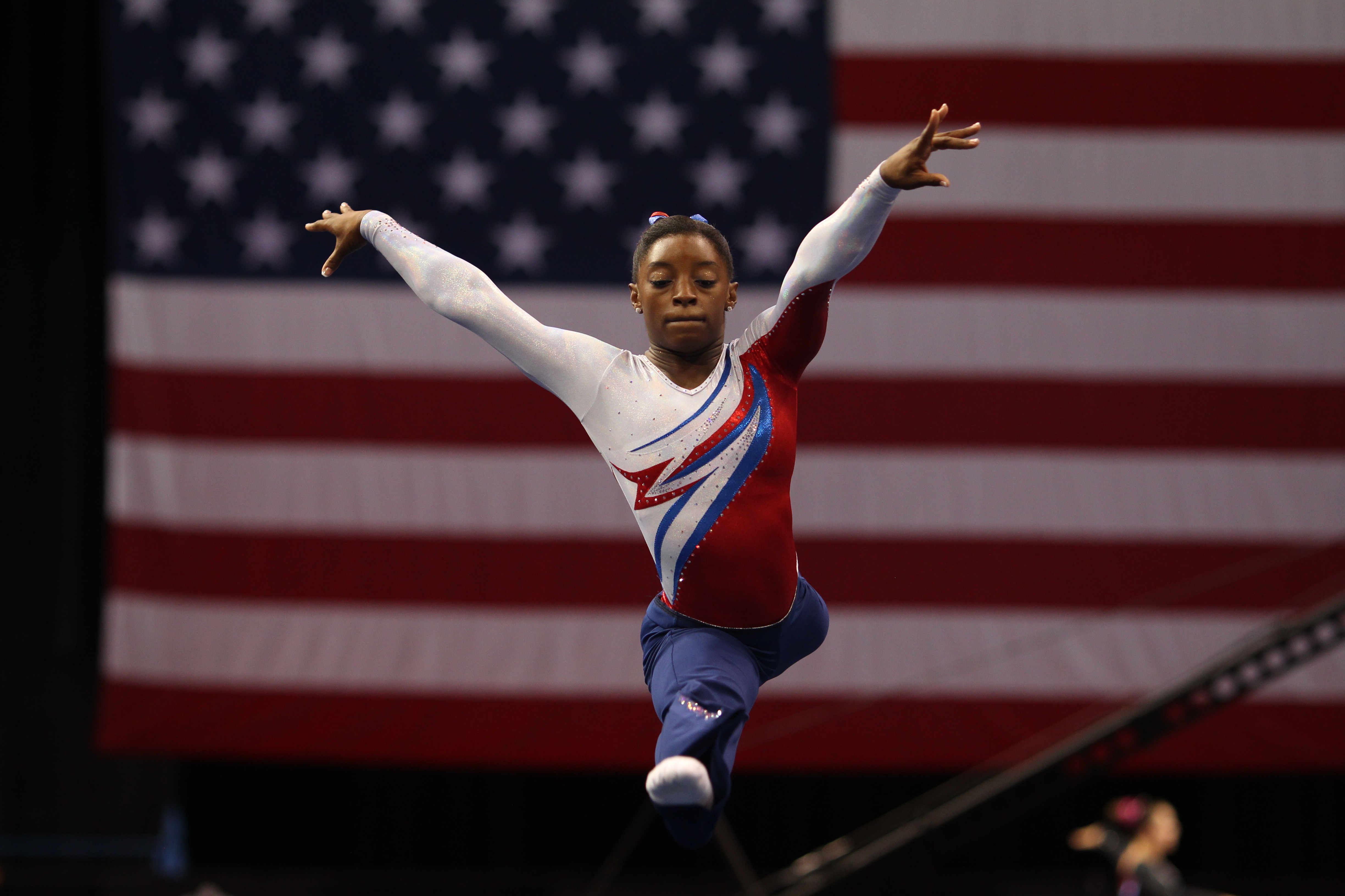 Simone Biles Edges out Kyla Ross for 2013 U.S. National Title ...simone biles