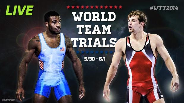 Burroughs Taylor Headlines World Team Trials fa2385137