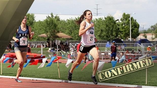 ... 2015 Stanford Invitational Mile Champion, U.S. No. 5 ranked returning Miler from 2014 outdoor track season, 2014 Great Southwest Classic Mile Champion, ...