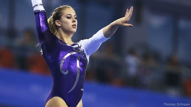 Women's Xcel Code of Points - USA Gymnastics