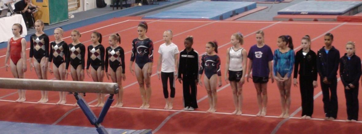 buckeye classic gymnastics meet 2013 gmc