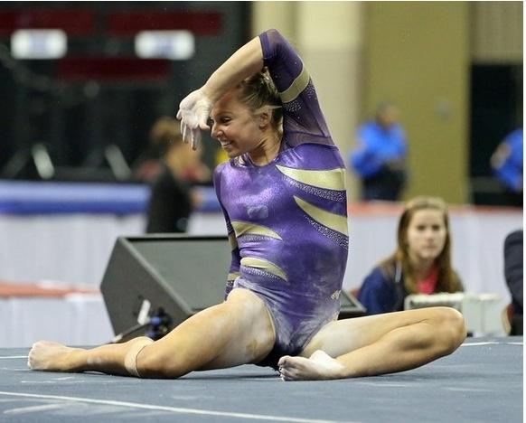 Tight college gymnast pics pics 543
