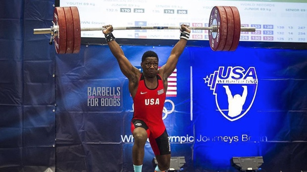 Image result for c.j. cummings weightlifting