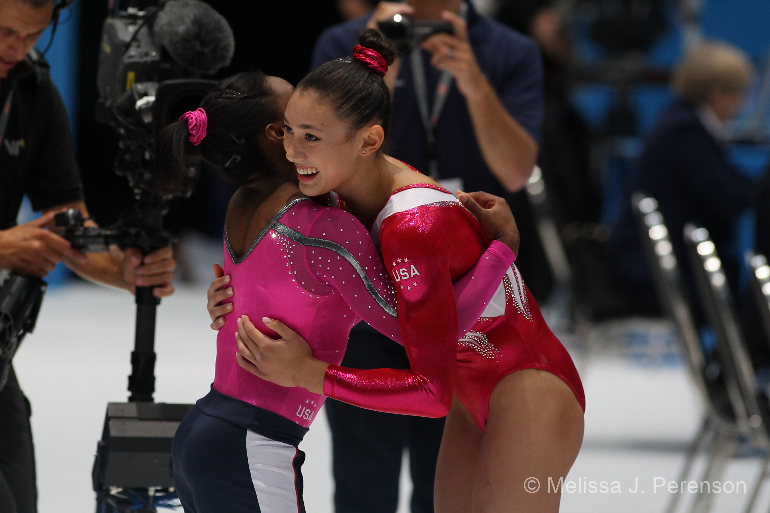 Team USA Makes History in Antwerp - Gymnastikesimone biles