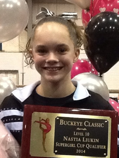 buckeye gymnastics meet results 2014
