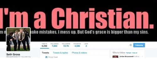 Seth Gross Twitter.