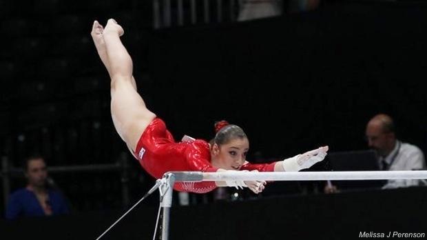 Balance Beam Dismounts Guide Gymnastics | Gymnasts To ...