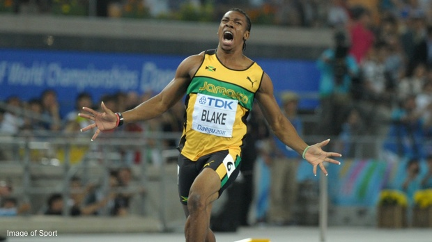 The gallery for --> Yohan Blake Running Technique